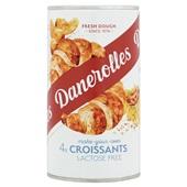 Danerolles Croissants Lactosevrij voorkant