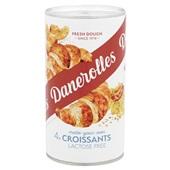 Danerolles Croissants Lactosevrij achterkant