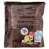 M&M'S Chocolade achterkant