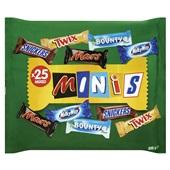 Mars Chocolade Minimix voorkant