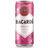 Bacardi Razz & Up voorkant