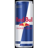 Red Bull Energiedrank Regular voorkant