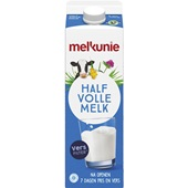 Melkunie Halfvolle Melk Versfilter voorkant