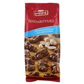 Lambertz Chocolade Pindarotsjes Melk voorkant