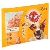 Pedigree Hondenvoer Kip En Lam In Gelei achterkant
