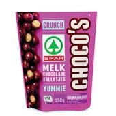 Spar Choco'S Crunch voorkant
