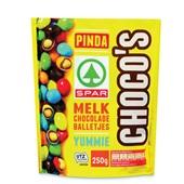 Spar Choco'S Pinda voorkant