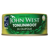 John West Tonijnmoot In Olie voorkant