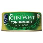 John West Tonijnmoot In Olie achterkant