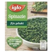 Iglo Field Fresh Spinazie Fijn gehakt voorkant