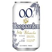 Hoegaarden bier  wit  voorkant