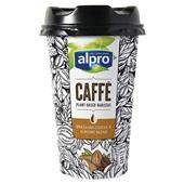 Alpro fresh drink caffe amandel voorkant