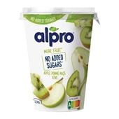 Alpro meerfruit kiwi appel voorkant