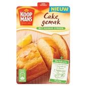 Koopmans cake gemak citroen voorkant