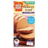Koopmans volkorenbrood voorkant