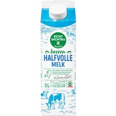 Spar echt dichtbij melk halfvol voorkant