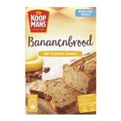 Koopmans bananenbrood voorkant