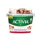 Activia yoghurt muesli voorkant