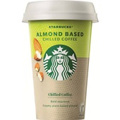 Starbucks chilled classics almond voorkant