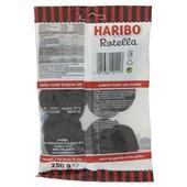 Haribo rotella achterkant
