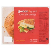Gwoon turks brood  mini voorkant