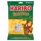 Haribo bananas voorkant