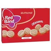Red Band stophoest 4 pack voorkant