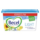 Becel margarine light voorkant