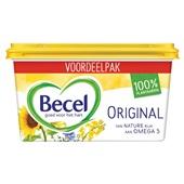 Becel margarine original voorkant