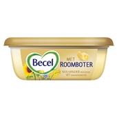 Becel margarine  met roomboter voorkant