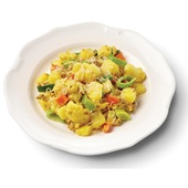 Culivers (90) gehaktschotel met aardappel, bloemkool, prei en kerrie voorkant
