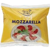 Fresca d oro Mozzarella voorkant