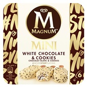 Ola magnum mini white cookies voorkant