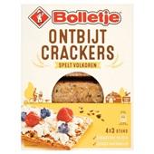 Bolletje Crackers Spelt voorkant