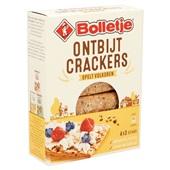 Bolletje Crackers Spelt achterkant