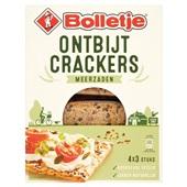Bolletje Crackers Meergranen voorkant
