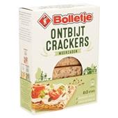 Bolletje Crackers Meergranen achterkant