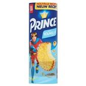 Lu Prince Biscuits Gevulde Granenbiscuit Vanille voorkant