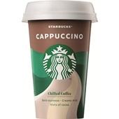Starbucks chilled classics cappuccino voorkant