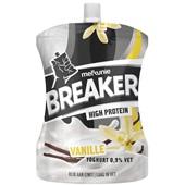 Melkunie Breaker high protein vanille voorkant