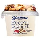 Zuivelhoeve Yoghurt Noten voorkant