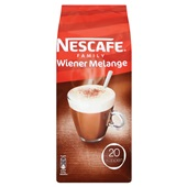 Nescafé Koffie Wienermelange Navul voorkant