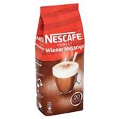 Nescafé Koffie Wienermelange Navul achterkant