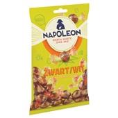 Napoleon Snoep Zwart-Wit achterkant