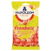 Napoleon Snoep Framboos voorkant
