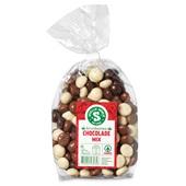 Spar ambachtelijke chocokuidnoten chocolademix voorkant