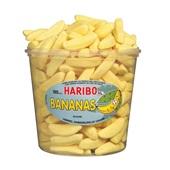 Haribo Snoep Schuim bananas voorkant