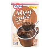 Dr. Oetker Mug Cake Chocolade voorkant