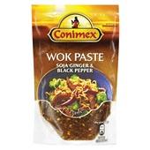 Conimex Wokpaste Soja Ginger voorkant