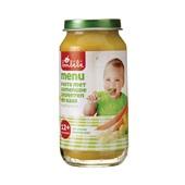 Bonbébé Baby/Peuter Maaltijd Pasta Met Groenten En Kaas voorkant